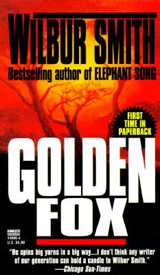Golden Fox By Smith, Wilbur A.